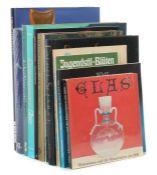 12 Bücher | Jugendstil & Glas