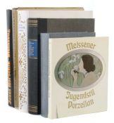 6 Bücher | Porzellan