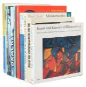 12 Kunstbücher