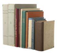 Konvolut Medizin-Bücher