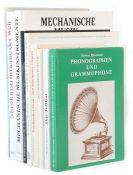 9 Bücher | Musikautomaten & -instrumente
