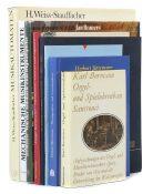 8 Bücher | Musikautomaten & -instrumente