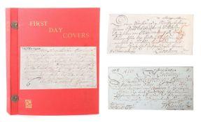 Umfangreiche Sammlung Briefe