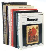 8 Bücher | Ikonen