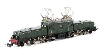 "E-Lok Märklin, Spur H0, CCS 800 (3015), Typ 5, BZ 1951-53, sog. ""Krokodil"", BR Ce 6/8 der SBB,"