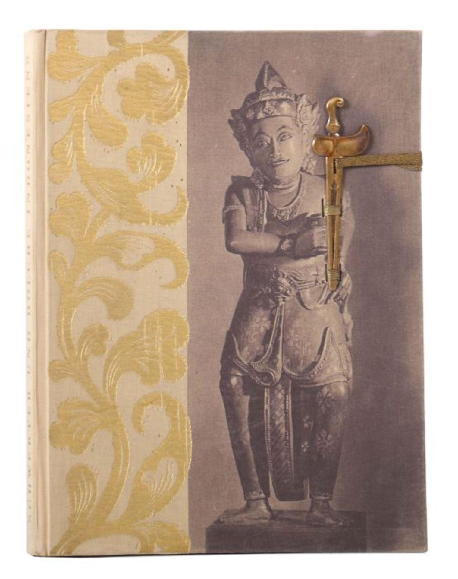 Schwerter und Dolche Indonesiens 1958, Artia Verlag Prag, von V. Solc, mit einigen Zeichnungen und