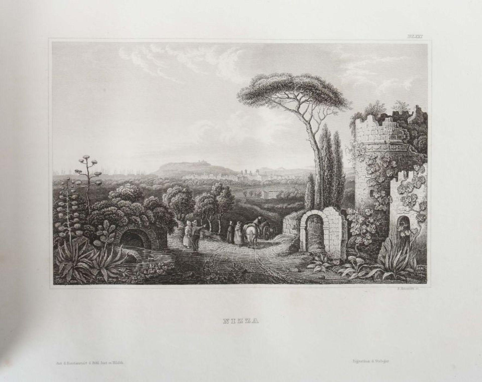Meyer's Universum oder Abbildung und Beschreibung des Sehenswerthesten und Merkwürdigsten der Natur - Bild 8 aus 8