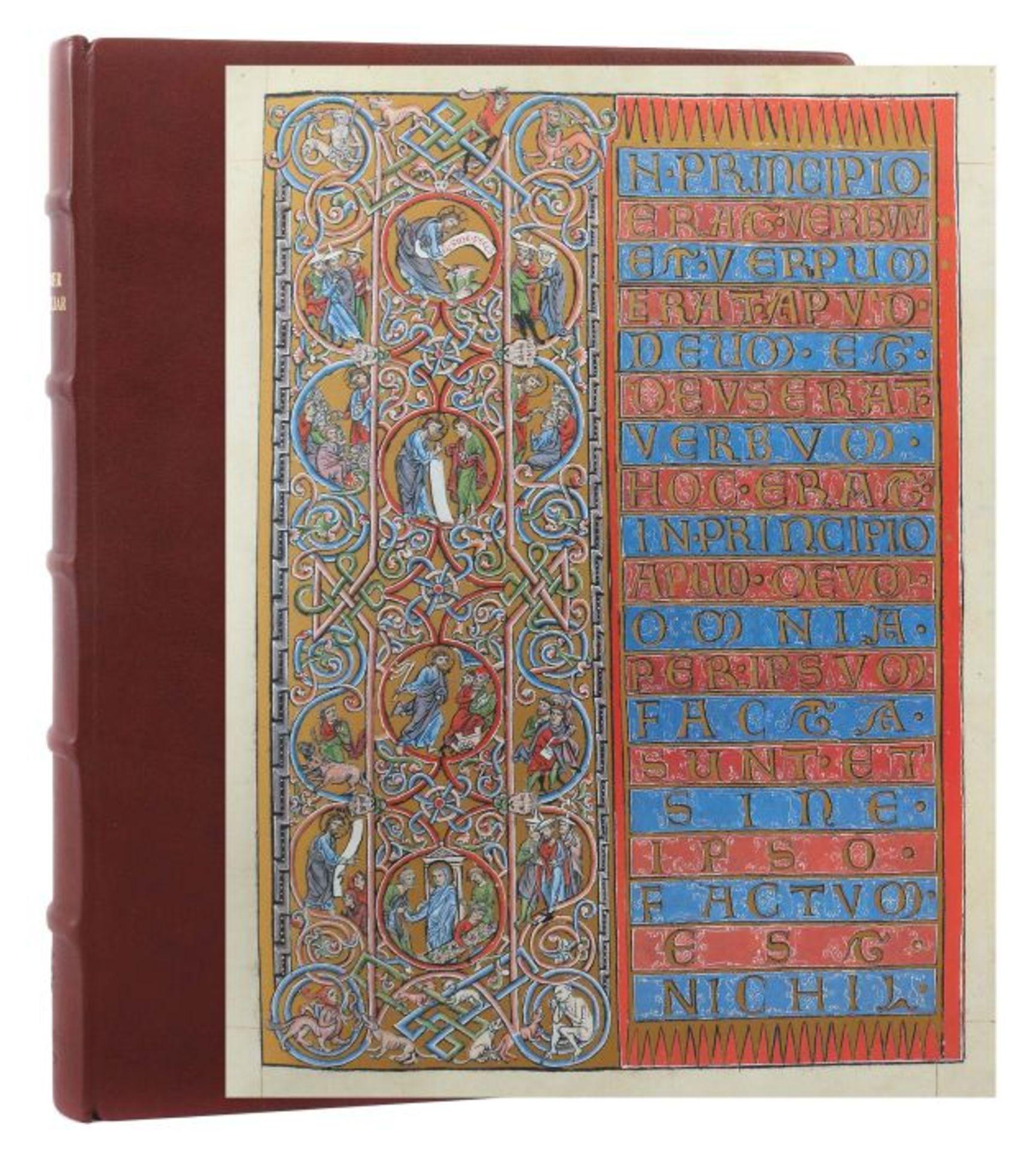 Goslarer Evangeliar Aus dem Stadtarchiv Goslar, Volumen XCII der Reihe Codices Selecti, Goslar/