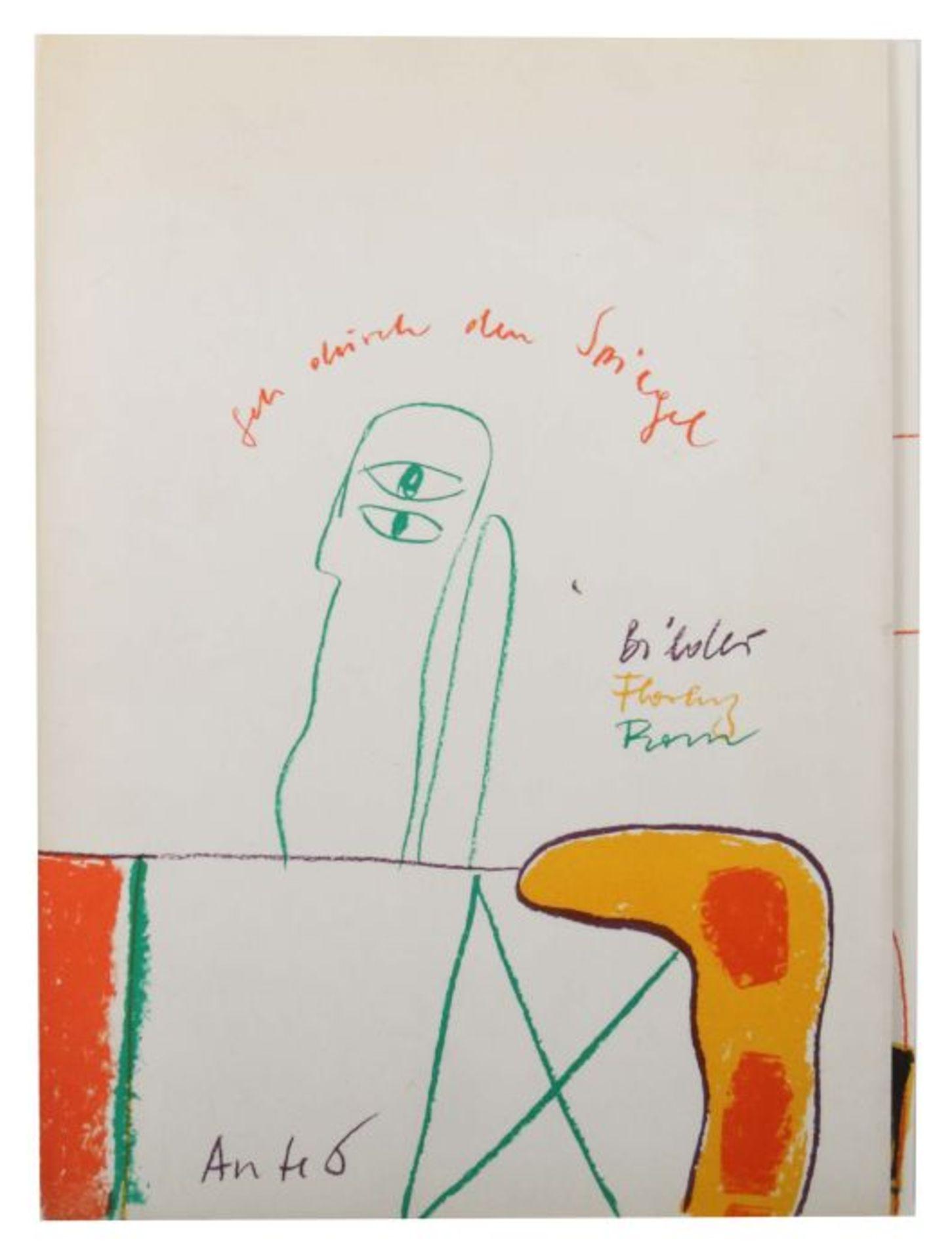 Antes, Horst Geh durch den Spiegel, Folge 36, Bilder aus Florenz und Rom, 1963, Auflage: 250
