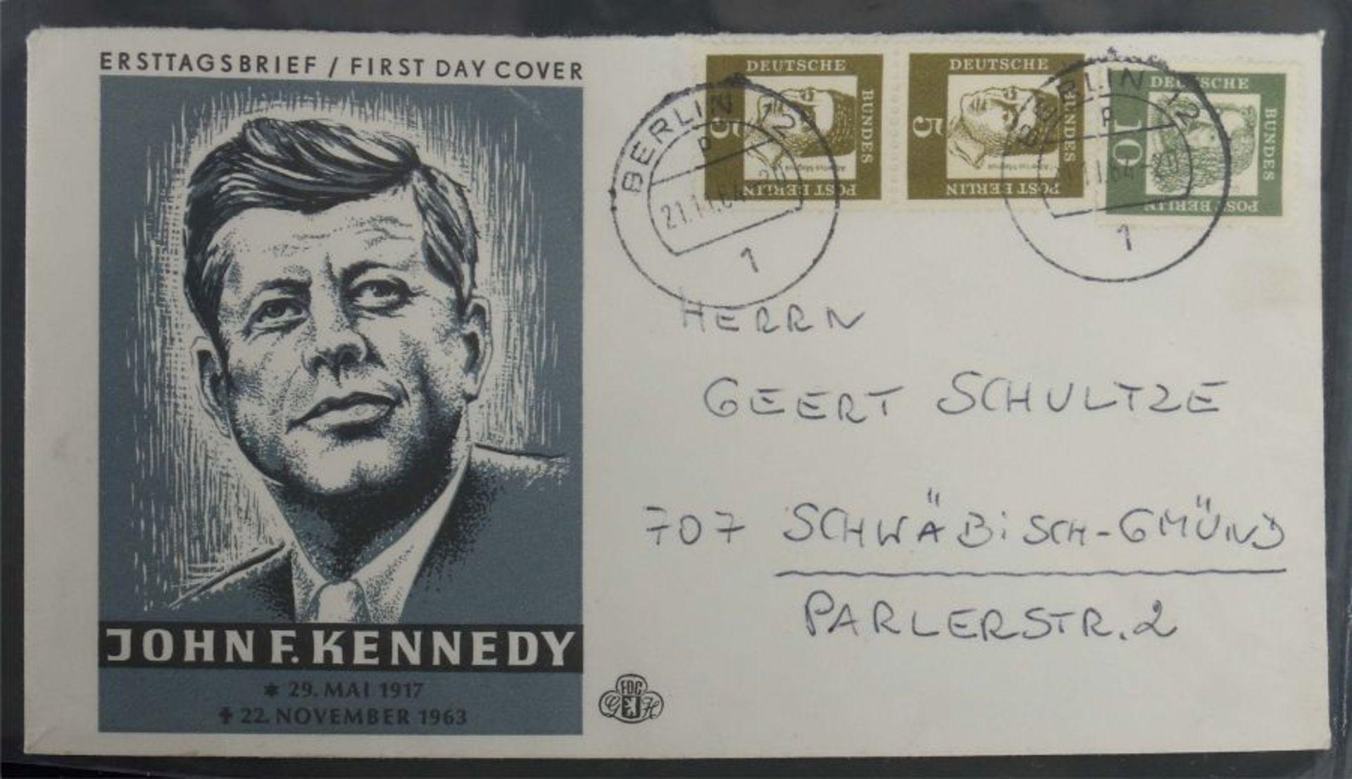 Kleine Postkarten-Sammlung mit ca. 10 handgeschriebenen Briefen um ca. 1900, ca. 55 Postkarten - Bild 7 aus 7