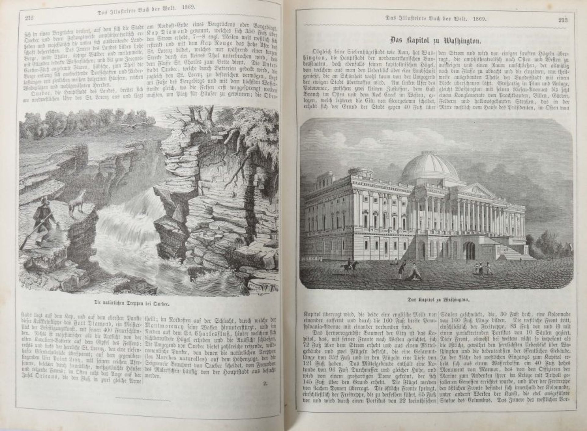 Das Buch der Welt ein Inbegriff des Wissenwürdigsten und Unterhaltendsten aus den Gebieten der - Bild 6 aus 6