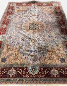 Tabriz Carpet, northwestern Iran, c. 1970, 16 ft. 2 in. x 11 ft. 4 in.