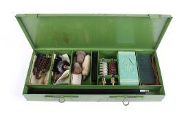 Cased Parker Hale Safari gun cleaning kit