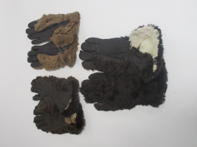 Lot 24 - A 1950s lady's Astra Furs of Paris coat, made of black lambs wool with a black silk interior,