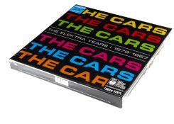 The Cars Box Set, The Elektra Years 1978-1987 - six album Box Set released 2016 on Elektra (