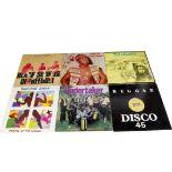 "Reggae / Ska LPs / 12"" Singles, twelve albums and approximately twenty-five 12"" singles of mainly"