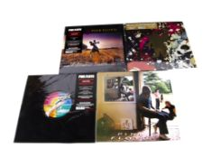 Pink Floyd LPs, four recent re-releases comprising Piper At The Gates of Dawn (RSD 2018 - PFRPL 2018