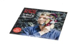 """David Bowie 7"""" Single, I'm Afraid Of Americans - exclusive release for the Museu del Disseny """""""