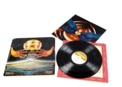 Touch LP, Touch - Original UK Mono Release 1969 on Deram (DML 1033) - With Poster - Laminated