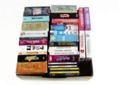 Rock n Roll Box Sets, twenty-seven Box Sets of mainly Rock n Roll and Doo Wop including Lemon