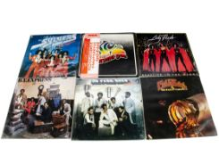 Soul / Funk / Disco LPs, approximately one hundred and thirty albums of mainly Soul, Funk and