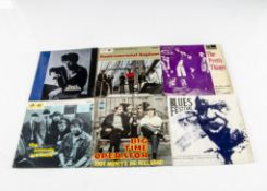 Sixties EPs, fourteen EPs mainly from Sixties with artists comprising Zoot Money, Pretty Things,