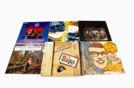 Sixties LPs / Box Sets, approximately forty albums and two Box Sets of mainly Sixties artists -