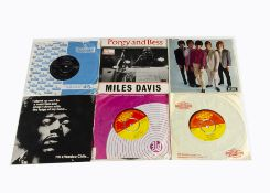 """Sixties / Jazz EPs / 7"""" Singles, approximately forty-five EPs and sixty 7"""" singles of mainly Jazz,"""