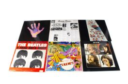 Beatles / Solo LPs, approximately forty albums by The Beatles, Solo and related including Sgt