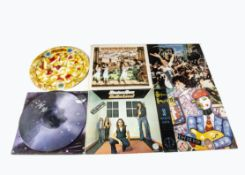 Rock LPs, approximately eighty albums of mainly Rock with artists including Stone The Crows, Paul