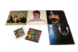 """LP Records, approximately seventy albums and eight 7"""" singles of various genres with artists"""