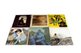 Jazz / Fusion LPs, approximately eighty albums of mainly Jazz and Fusion with artists including