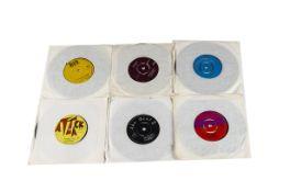 "Reggae / Ska 7"" Singles, approximately twenty-seven 7"" singles of mainly Reggae and Ska with artists"
