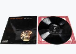Peter Kelley LP, Path of the Wave LP - Original UK Mono release 1969 on London (HAK 8402) -