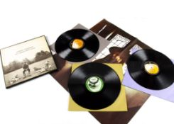 George Harrison Box Set, All Things Must Pass Box Set - UK release 1970 on Apple (STCH 639) - US