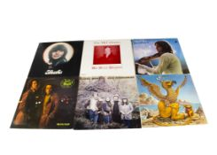 Folk / Folk Rock LPs, approximately thirty albums of mainly Folk and Folk Rock with artists