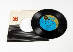 """Sun Dragon 7"""" Single, Five White Horses 7"""" Single b/w Look At The Sun - South African release 1969"""