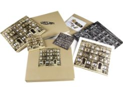 Led Zeppelin Box Set, Physical Graffiti - Super Deluxe 40th Anniversary Box Set released 2015 on