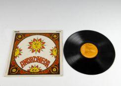 Andromeda LP, Andromeda - Original UK release 1969 on RCA (SF 8031) - Laminated Sleeve, Orange