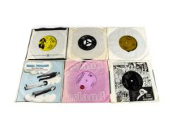 """Psych 7"""" Singles, twelve 7"""" singles of mainly Psychedelic Rock with artists comprising Pink Floyd,"""