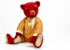 A large Alfonzo for Teddy Bears of Witney 2015, with tag --26 ½in. (67.5cm.) high