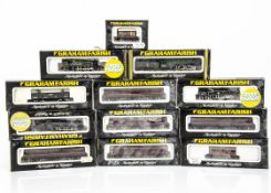 Graham Farish N Gauge BR Steam Locomotives and Coaches, a boxed collection comprising Locomotives
