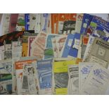 1950's PROGRAMMES, 1955-1960, a collection of 76 mid/late 1950's football programmes. ARSENAL (8),
