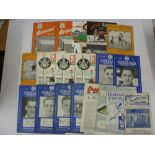 1940's PROGRAMMES, 1949/1950, a collection of 19 football programmes from the season. ARSENAL (2)