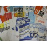 1960's PROGRAMMES, 1961-1970, a collection of 176 football programmes from the period. CHARLTON