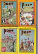 POST MOTSON A collection of Post Football Guides 1923/24 to 1974/75. Lacks 1924/25 otherwise