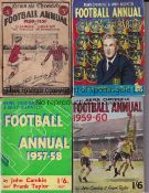 NEWS CHRONICLE MOTSON A collection of News Chronicle Football Annuals 1930/31 to 1961/62 lacking