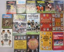 PLAYFAIR JOHN MOTSON A collection of Playfair Football Annuals from the first issue 1948/49 to