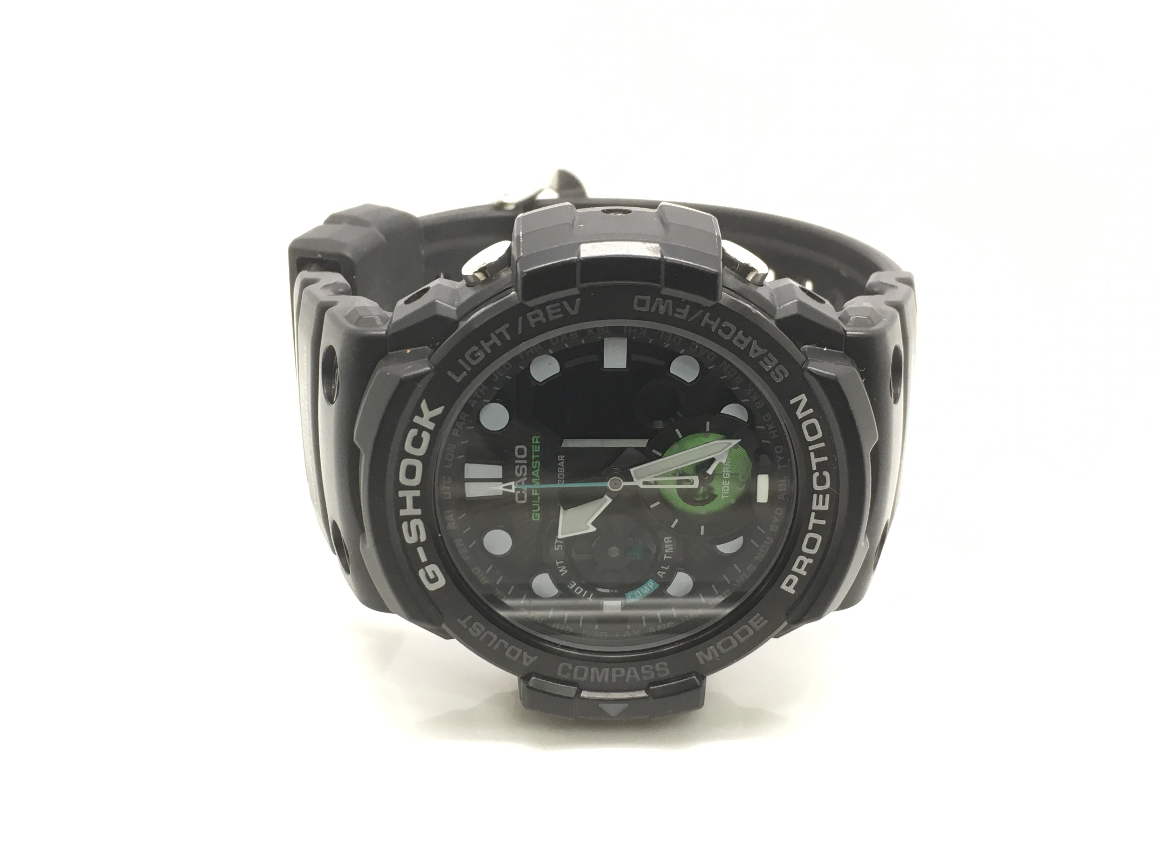 Lot 41 - A Casio G Shock Gulfmaster watch.