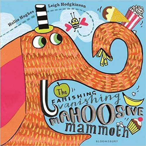 Lot 13 - Signed Children's books + School Visit to include The Famishing Vanishing Mahoosive Mammoth (